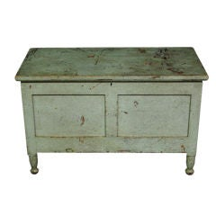 Americana ,Antique Painted Blanket Chest