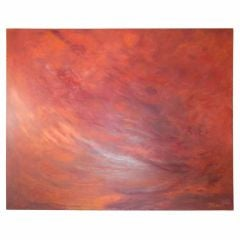 """Large Oil on Canvas """"Spirit""""  by Artist, Mary Samuels"""
