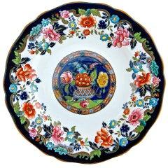 Eight Copeland Spode Antique Plates
