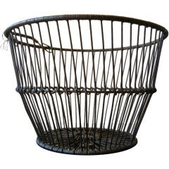 A Long Island,NY  Great South Bay Clam Basket