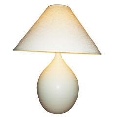 Studio Crafted Hand Thrown Pottery Lamps
