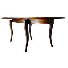 The Berman Dining Table, Studio Craft Artist, David N. Ebner