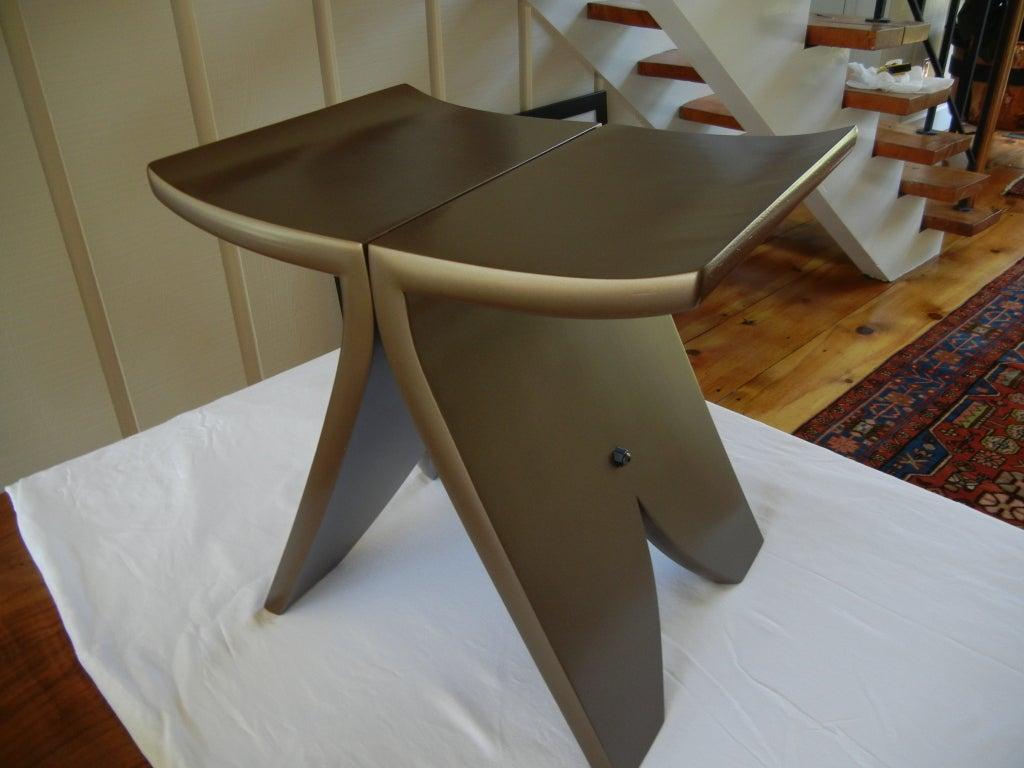 Stool 1 By American Studio Craft Artist David N Ebner For Sale At 1stdibs