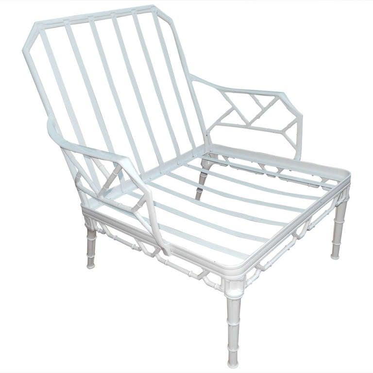 brown jordan vintage garden chair calcutta collection 1