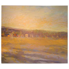 """""""Southold Road"""" by Long Island Artist, Walter Us"""