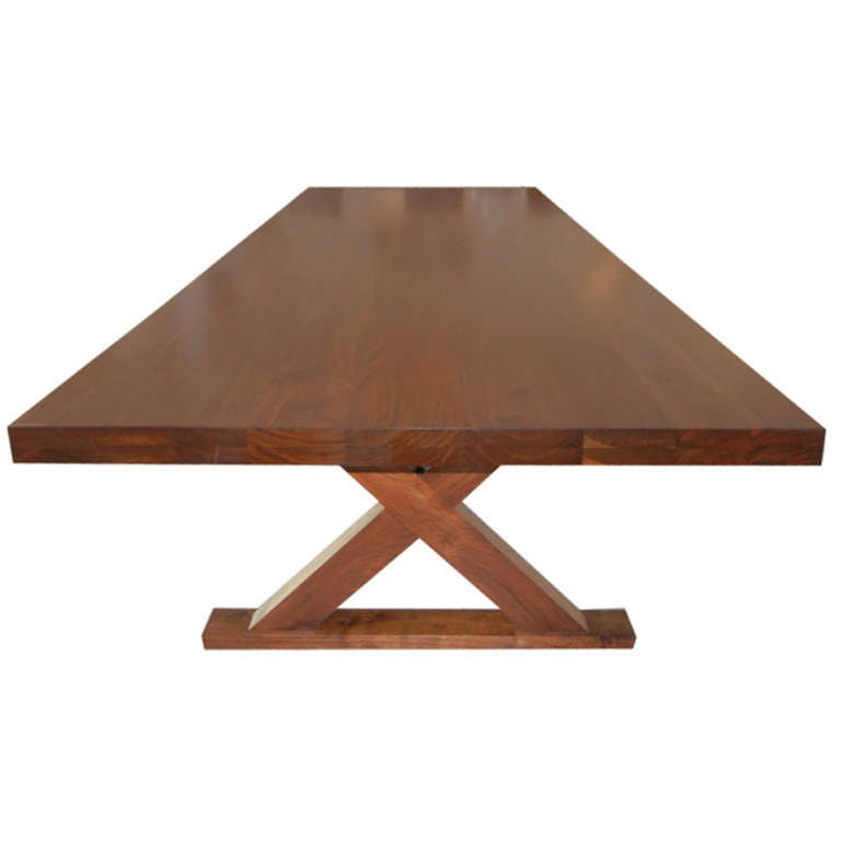 Studio Crafted Dining Room Table or Desk
