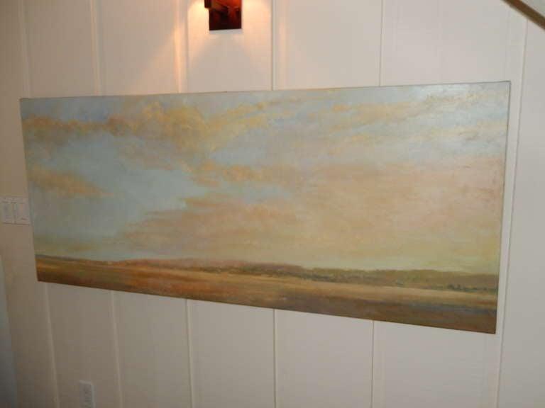 Modern Artist Valta Us. Oil on Canvas