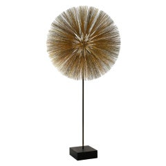 "Spectacular and Rare Harry Bertoia ""Dandelion"""