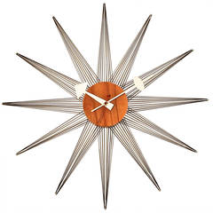 Very Rare George Nelson String Wall Clock