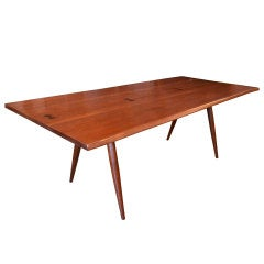 Nakashima Sap Walnut Dining Table