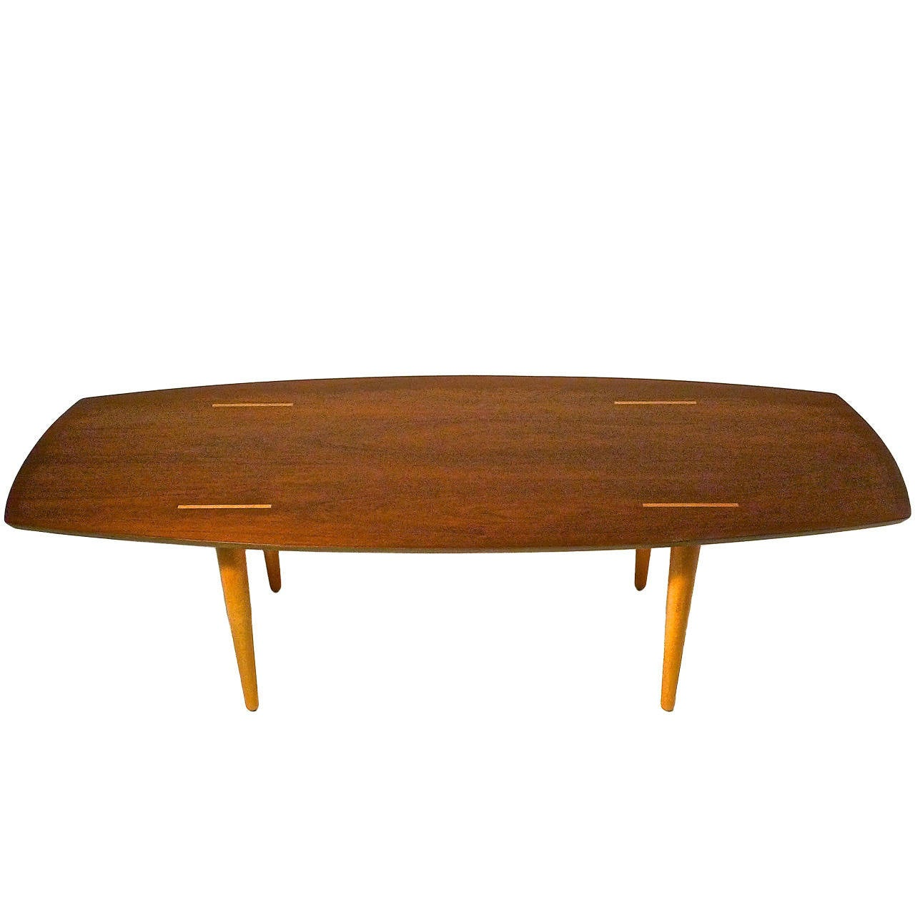 Abel Sorensen Coffee Table For Knoll At 1stdibs