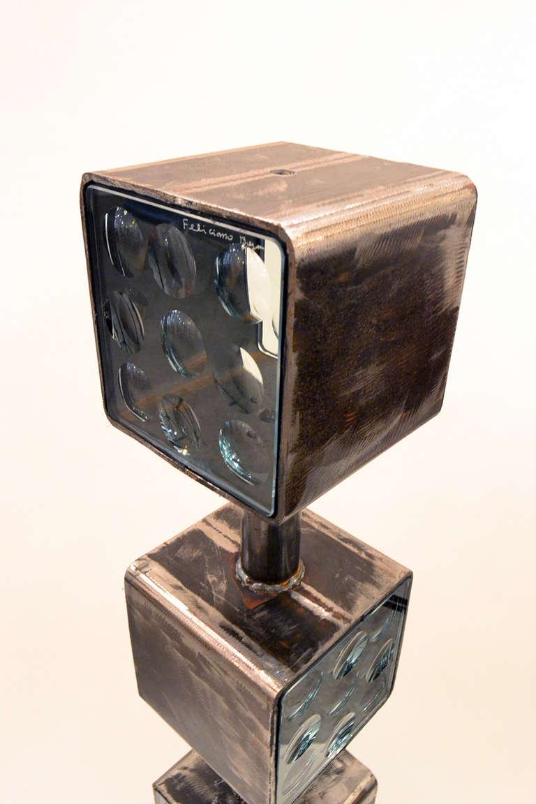Totemic Sculpture by Feliciano Bejar 4