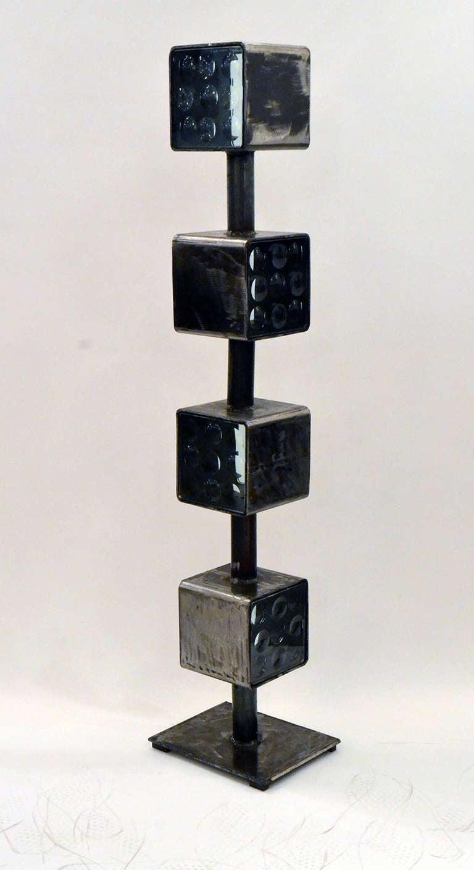 Totemic Sculpture by Feliciano Bejar 2