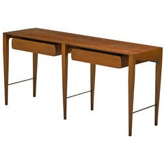 Gio Ponti Console Table for Singer & Sons