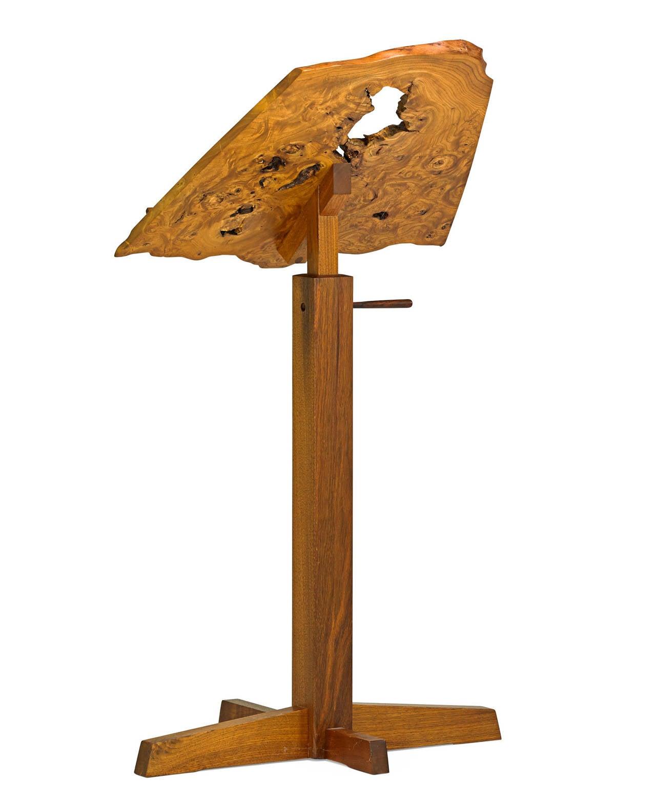 Adjustable Music Stand : george nakashima adjustable music stand for sale at 1stdibs ~ Hamham.info Haus und Dekorationen