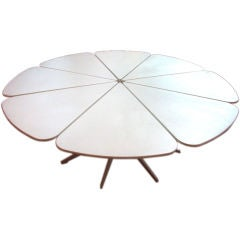 Outstanding Richard Schultz Outdoor Petal  Coffee Table