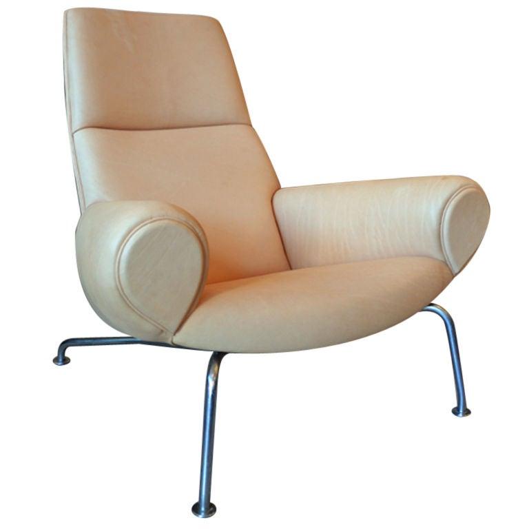 "Hans Wegner ""OX"" Lounge chair"