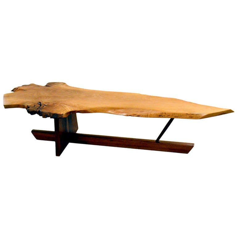 Spectacular George Nakashima Minguren Coffee Table At 1stdibs