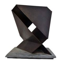 Minimalist Sculpture by Duayne Hatchett