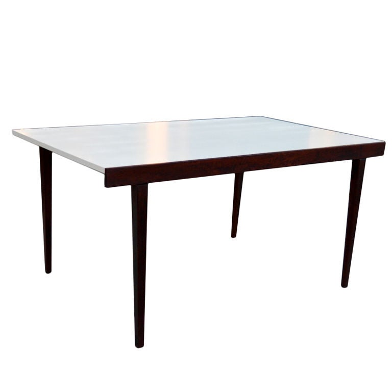 Harry Bertoias Personal Dining Table For Sale At Stdibs - Bertoia coffee table