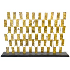 1953 Multi Plane Screen Maquette by Harry Bertoia