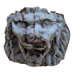 Extraordinary 1894 Copper Lion from the Corn Exchange Bank NYC