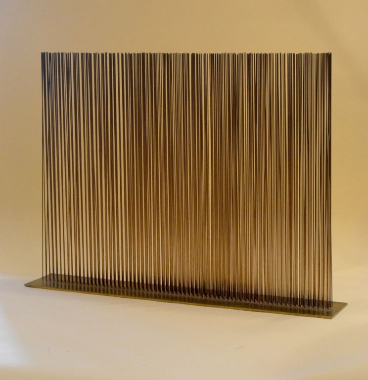 Large and Stunning Sonambient Sculpture by Harry Bertoia 2