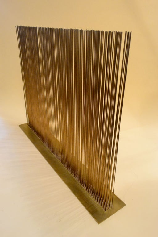 Large and Stunning Sonambient Sculpture by Harry Bertoia 3