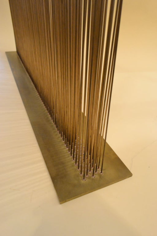 Large and Stunning Sonambient Sculpture by Harry Bertoia 6
