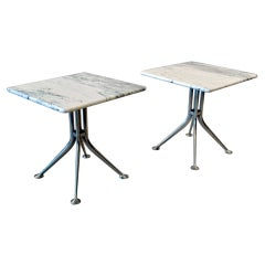 Pair of Alexander Girard Marble Side Table for Herman Miller