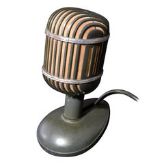 "1930s Western Electric Microphone used in ""The Aviator"" with Leonardo Dicaprio"