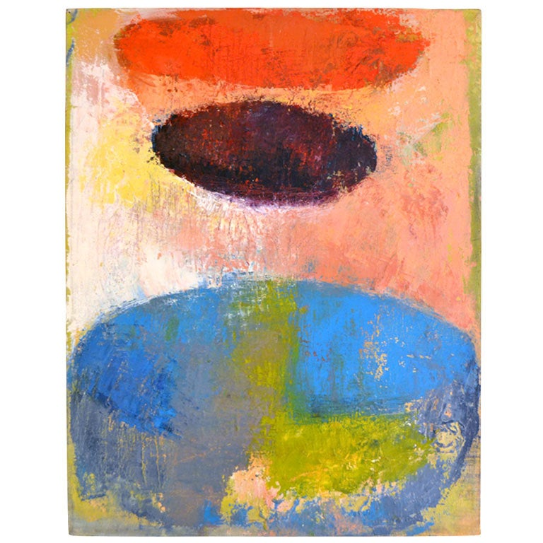 Colorful and Playful Abstract by Dana Hatchett