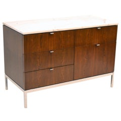 Florence Knoll  Rosewood Side Cabinet
