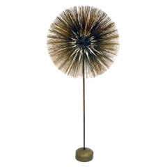 Magnificent Dandelion Sculpture by Harry Bertoia