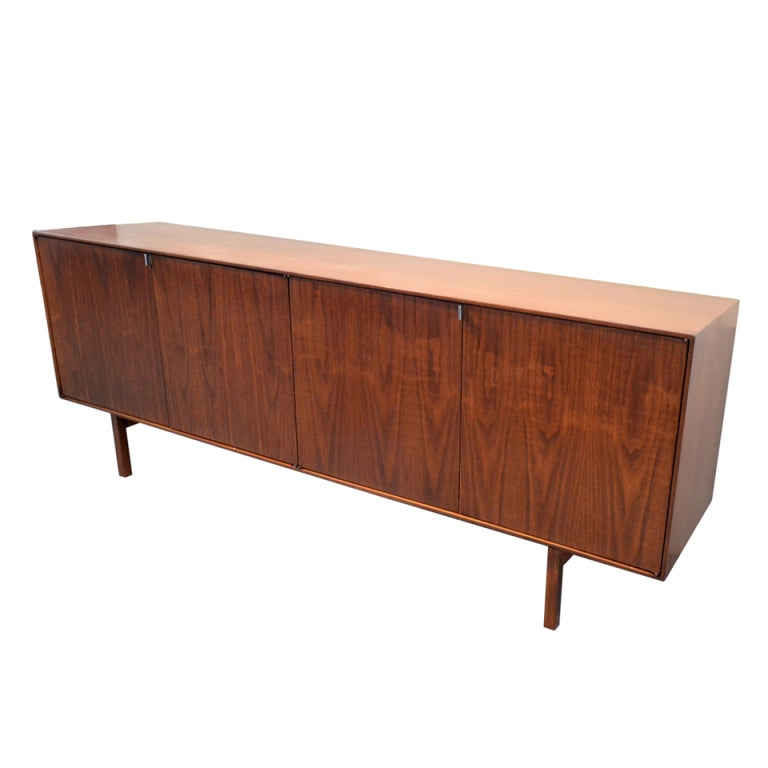 Florence Knoll For Knoll Associates Sideboard At 1stdibs