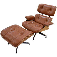 Simply Beautiful Eames 670/671 Lounge Chair and Ottoman