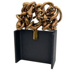 Abstract Sculpture Puzzle by Miquel Berrocal