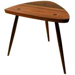 Walnut Wepman Table by George Nakashima