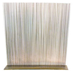 Stunning Copper Sonambient Sculpture by Val Bertoia