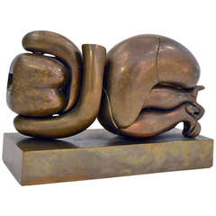 """Berrocal Puzzle Sculpture, """"La Totoche"""""""