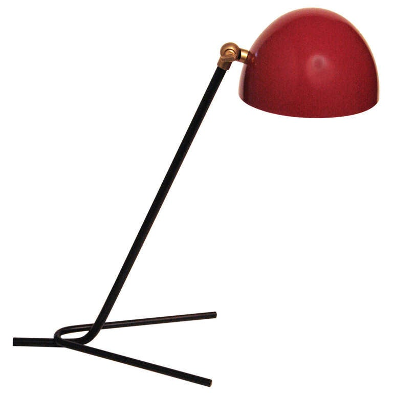 Versatile Italian Desk Lamp or Wall Sconce at 1stdibs