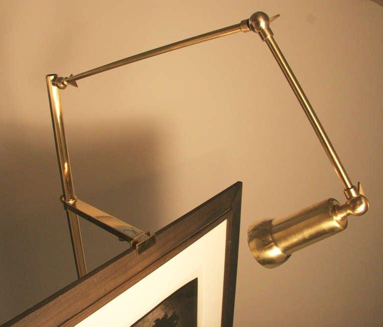 Arredoluce Easel Floor Lamp at 1stdibs
