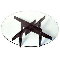 Geometric Coffee Table by Gio Ponti