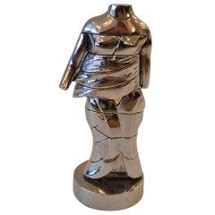 "Miguel Berrocal ""Mini Cariatide"" Puzzle Sculpture, Italy 1968"