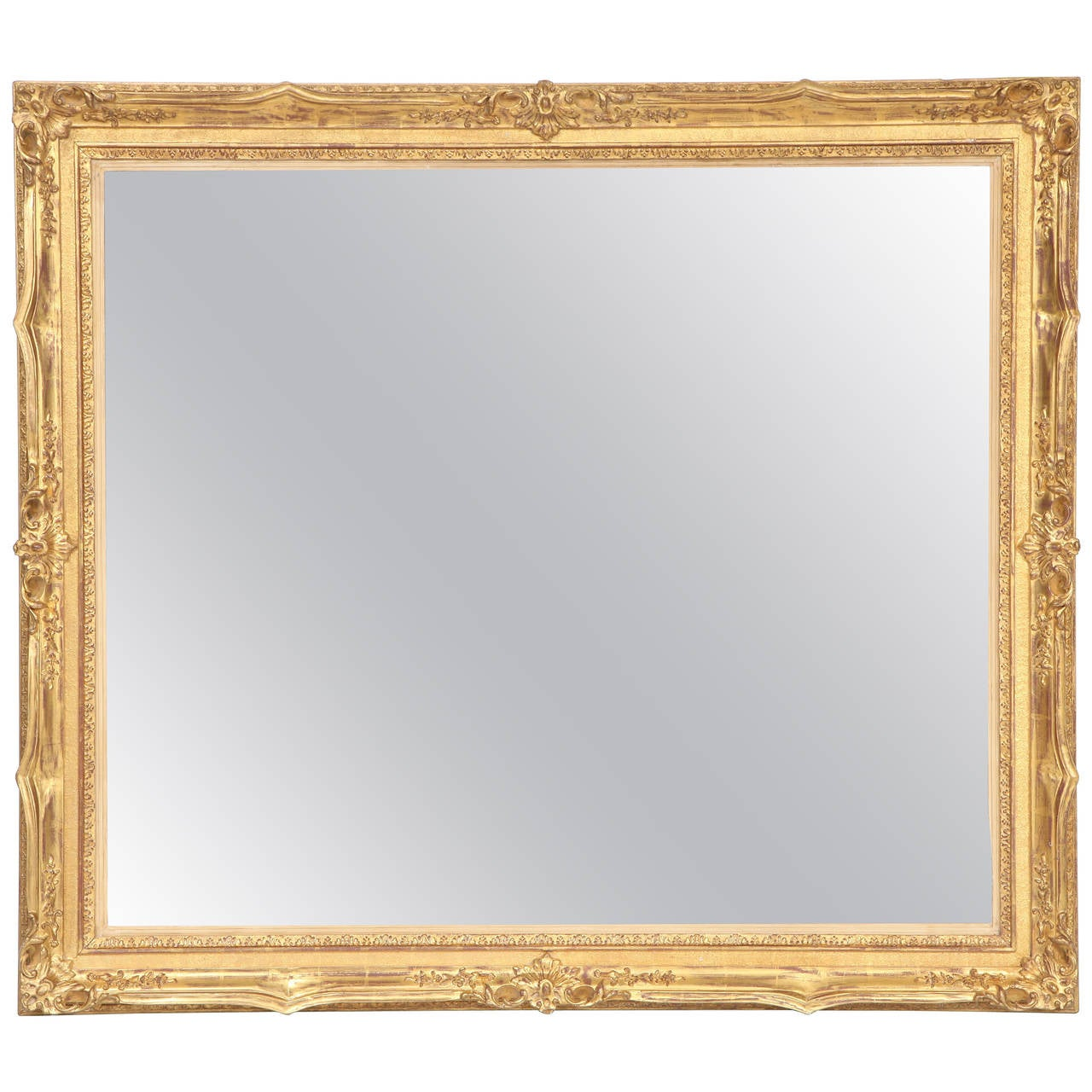 Large antique mirror for sale at 1stdibs for Mirrors for sale