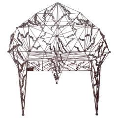 "Baltasar Portillo ""Mechanika"" Functional Art Chair"