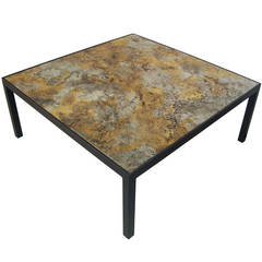 "Unique ""Sirocco"" Coffee Table"