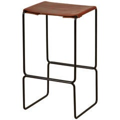 Leather Counterstool by Ten10
