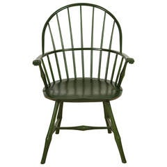 Wayland Armchair with Tiny Hands Detail by O&G Studio