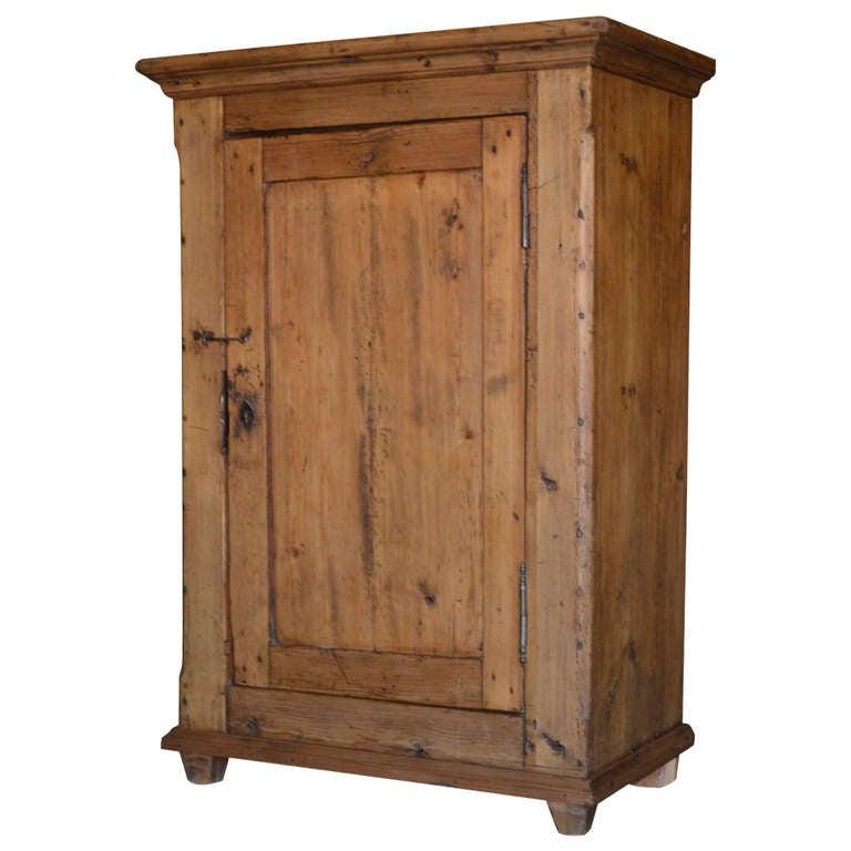 Antique Swedish Cupboard